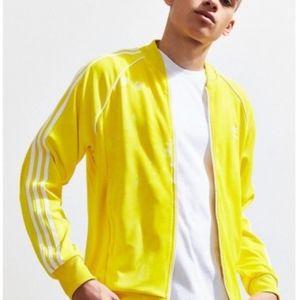Adidas Pharrell Williams HU Side Stripe Track Jack